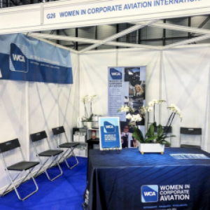 Sneek Peek @ WCA's Booth #ebace2018