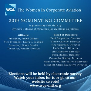 2019 Nominating Committee