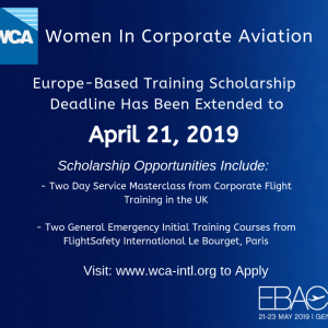 Europe-Based Training Scholarship Deadline Has Been Extended!
